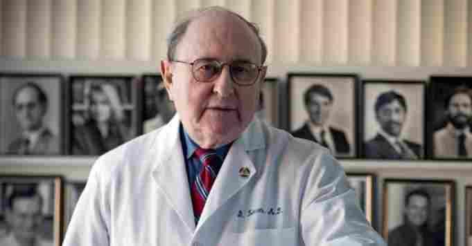 Απεβίωσε ο «πατέρας» του καρδιακού απινιδωτή Bernard Lown
