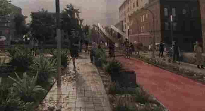 Παραδόθηκε η μελέτη για το πάρκο στη σιδηροδρομική γραμμή Κόρινθος – Δερβένι