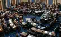 Η Γερουσία αθώωσε τον Τραμπ από την κατηγορία για υποκίνηση σε εξέγερση