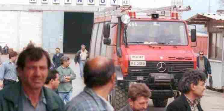 Δέκα οκτώ χρόνια από τη φονική έκρηξη στη  Σωληνουργεία Κορίνθου