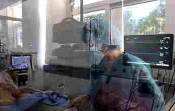 Πρωτοφανές έγκλημα στον Ερυθρό Σταυρό επειδή…τον ενοχλούσε ο αναπνευστήρας!