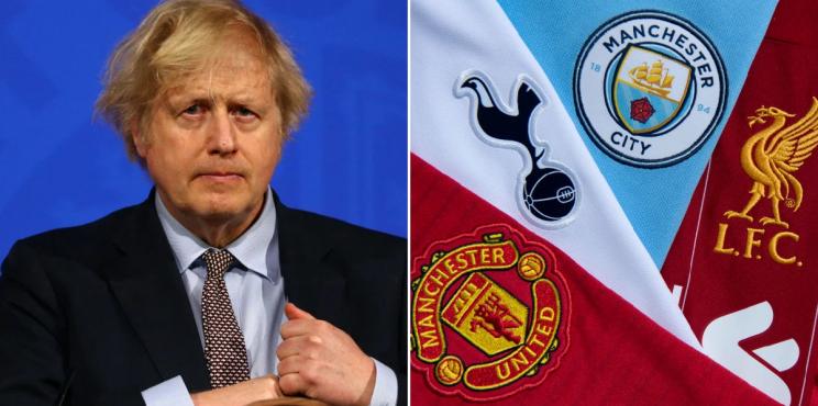 Το τηλεφώνημα απειλή του Μπόρις Τζόνσον στους «Big-6» της Premier League