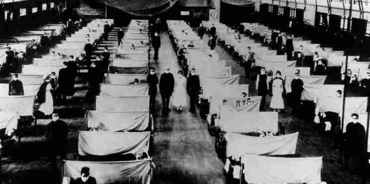 Δέκα πανδημίες που άλλαξαν την ιστορία