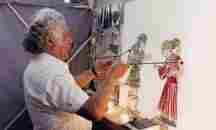 Ευγένιος Σπαθάρης: 12 χρόνια χωρίς τον «πατέρα» του Καραγκιόζη