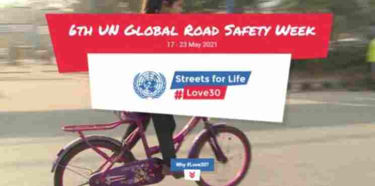 ΟΗΕ | 6η Παγκόσμια Εβδομάδα Οδικής Ασφάλειας