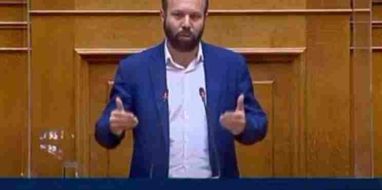 Γ. Ψυχογιός:  Στη Βουλή η άμεση ενίσχυση του ΚΕΦΙΑΠ Κορίνθου σε προσωπικό και υποδομές.