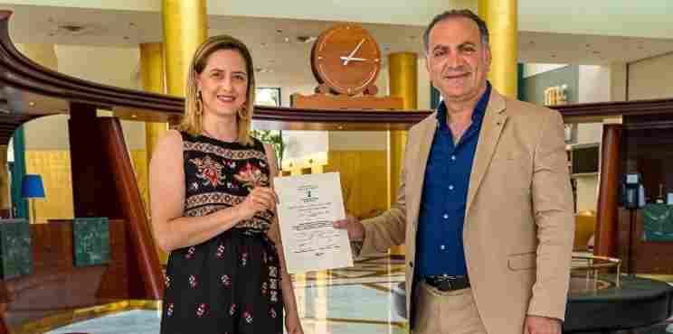 Το Επιμελητήριο Κορινθίας εκπαίδευσε 1300 υπαλλήλουςπάνω στα νέα Υγειονομικά Πρωτόκολλα 2021