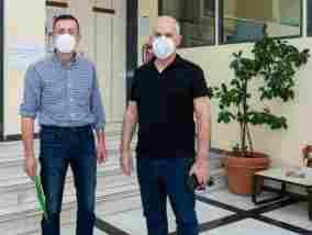 Μετά το «γάντι που πέταξε» ο Σταματόπουλος… «πλειοδοσία» Ταγαρά για την υδροδότηση του Διμηνιού!