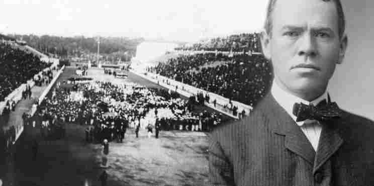 Τζέιμς Κόνολι: Ο πρώτος Ολυμπιονίκης που «έδιωξε» το Χάρβαρντ και η ληστεία στην Ιταλία