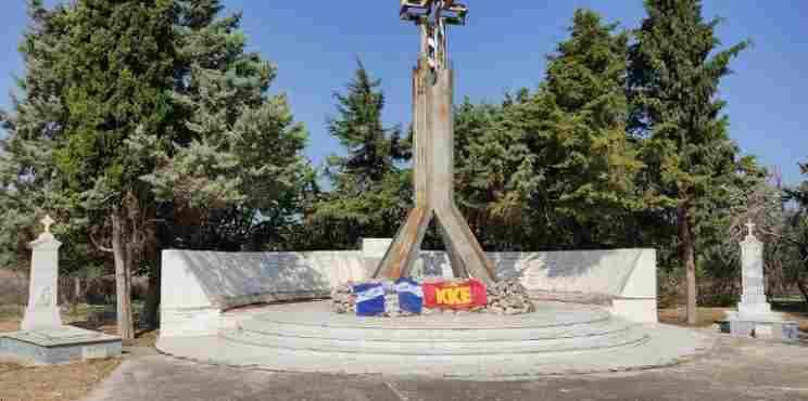 Με επιτυχία πραγματοποιήθηκε η εκδήλωση τιμής στο μνημείο του Νέγρη