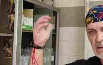Επίθεση με φαλτσέτα σε νοσηλευτή στο κέντρο υγείας Κιάτου