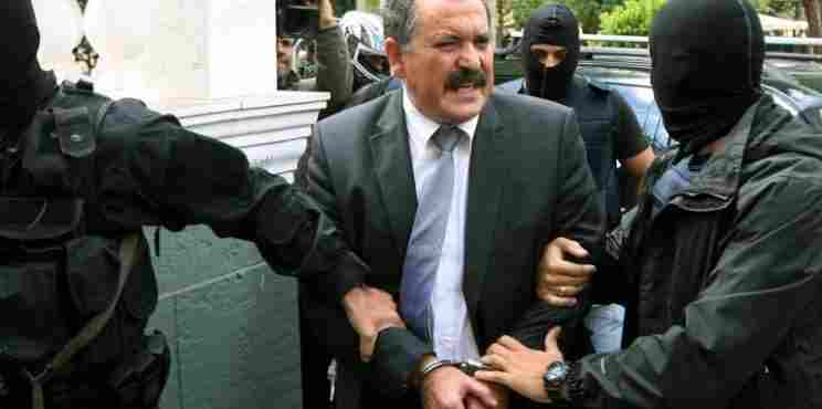 Συνελήφθη ο χρυσαυγίτης Χρήστος Παππάς