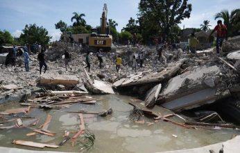Ισχυρός μετασεισμός ταρακούνησε την Αϊτή – Στους 2.189 οι νεκροί