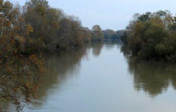 Στέρεψε ο Πηνειός – Χωρίς σταγόνα νερό σε μήκος 25 χιλιομέτρων