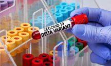 Κορωνοϊός: Η παραλλαγή Δέλτα υπερδιπλασιάζει τον κίνδυνο νοσηλείας