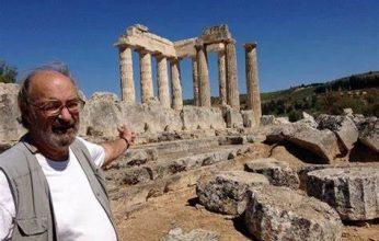 Απεβίωσε ο διακεκριμένος αρχαιολόγος Στέφανος Μίλλερ – η «ψυχή» της Αρχαίας Νεμέας