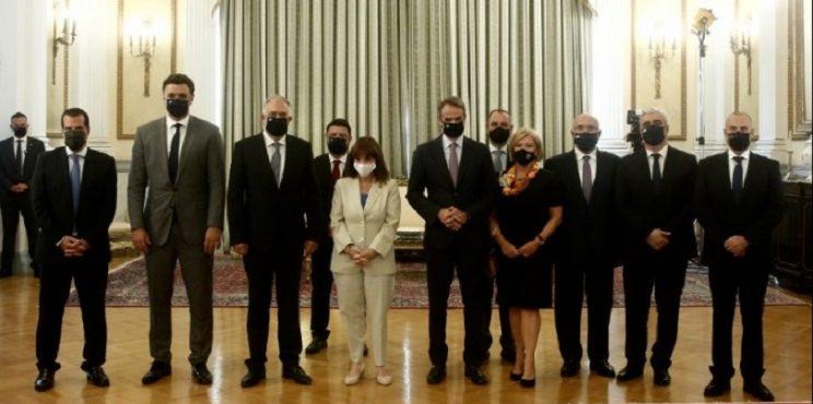 Ανασχηματισμός: Οι αλλαγές στο κυβερνητικό σχήμα -Οι νέοι υπουργοί και υφυπουργοί