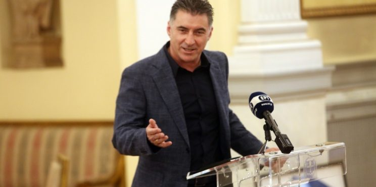 Ρεκόρ Ζαγοράκη: Παραίτηση από την ΕΠΟ μετά από μόλις 165 ημέρες