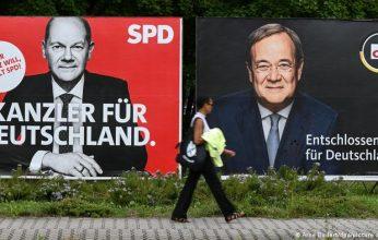 Στα όρια του στατιστικού λάθους η δημoσκοπική πρωτιά στις Γερμανικές εκλογές