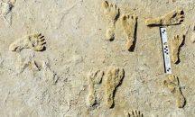 Ανακαλύφθηκαν τα παλαιότερα ανθρώπινα αποτυπώματα στη Βόρεια Αμερική