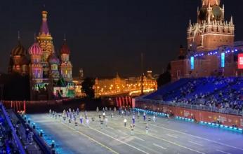 Οι Ρώσοι τίμησαν τον Μίκη στην Κόκκινη Πλατεία