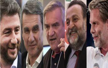 Ανακατατάξεις φέρνουν οι υποψηφιότητες Γερουλάνου-Κεγκέρογλου στο ΚΙΝΑΛ