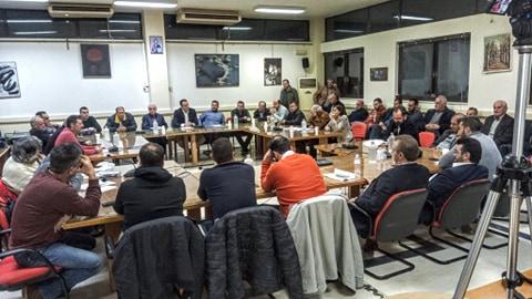 Επιστρέφουν στην διά ζώσης κανονικότητα οι συνεδριάσεις του Δημοτικού Συμβουλίου του Δήμου Σικυωνίων